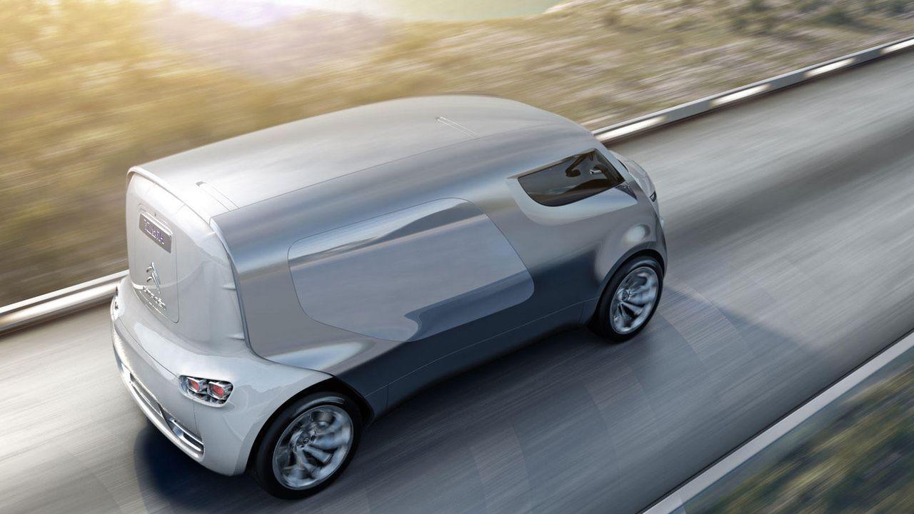 Citroën Tubik  - Bildquelle: Citroen
