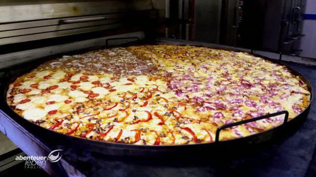 Abenteuer Leben - Abenteuer Leben - Montag: Die Größte Lieferpizza