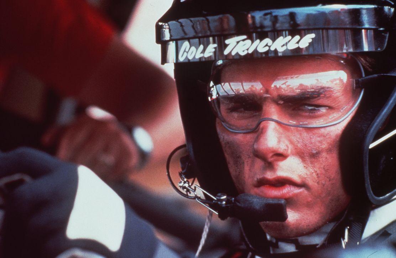 Die langersehnte Chance für Cole (Tom Cruise) ist endlich da: Ex-Rivale Rowdy Burns, der nie wieder ein Rennen fahren kann, bittet ihn, im Daytona-... - Bildquelle: Paramount Pictures