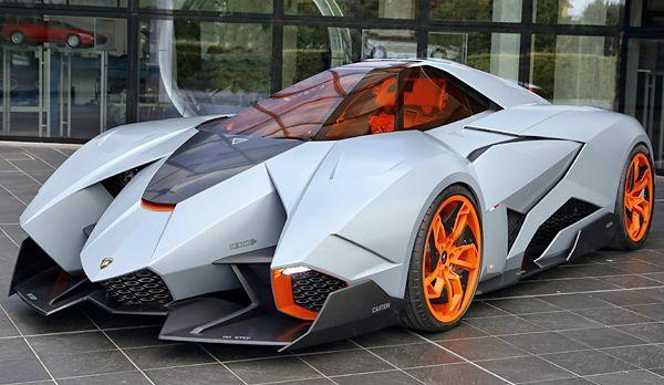 Lamborghini_Egoista_2 - Bildquelle: 2013 Automobili Lamborghini S.p.A