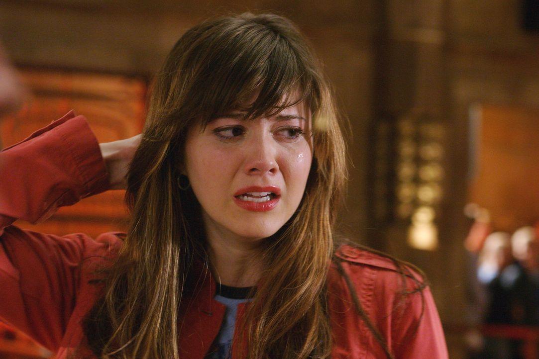 Schon bald muss Wendy (Mary Elizabeth Winstead) erkennen, dass weder sie selbst noch ihre Freunde dem Sensenmann entkommen können ... - Bildquelle: 2005   Warner Brothers
