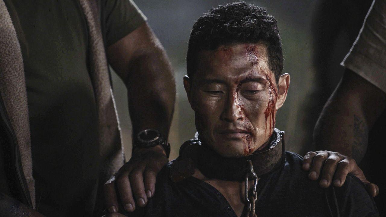 Als Chin (Daniel Dae Kim) von einem mexikanischen Kartell entführt wird, müssen sich seine Kollegen auf die Suche nach ihm machen, bevor er aus Rach... - Bildquelle: Norman Shapiro 2016 CBS Broadcasting, Inc. All Rights Reserved / Norman Shapiro