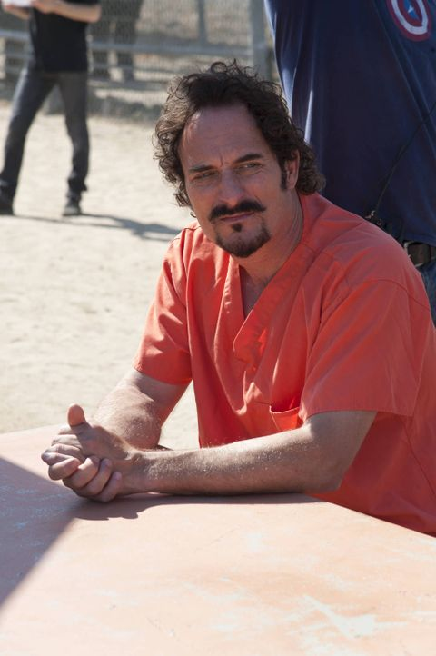 Verliert schnell die Selbstbeherrschung: Tig (Kim Coates) ... - Bildquelle: 2012 Twentieth Century Fox Film Corporation and Bluebush Productions, LLC. All rights reserved.