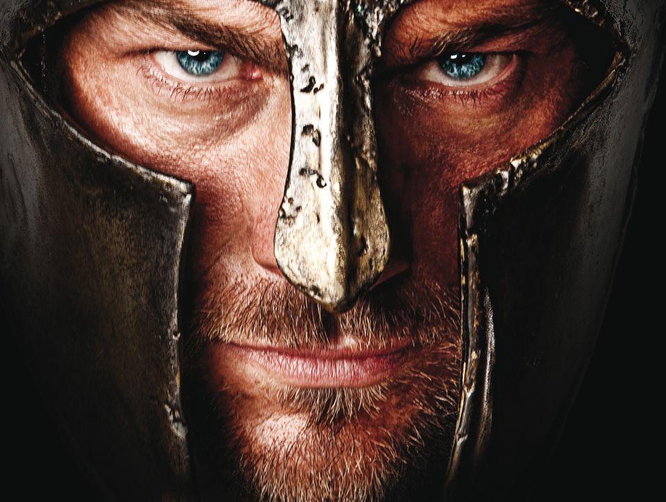 Der Thraker Spartacus (Andy Whitfield) kämpft zunächst auf Seiten der Römer. Als er jedoch nach einem Wortbruch diesen die Gefolgschaft verweiger... - Bildquelle: 2009 Starz Entertainment, LLC