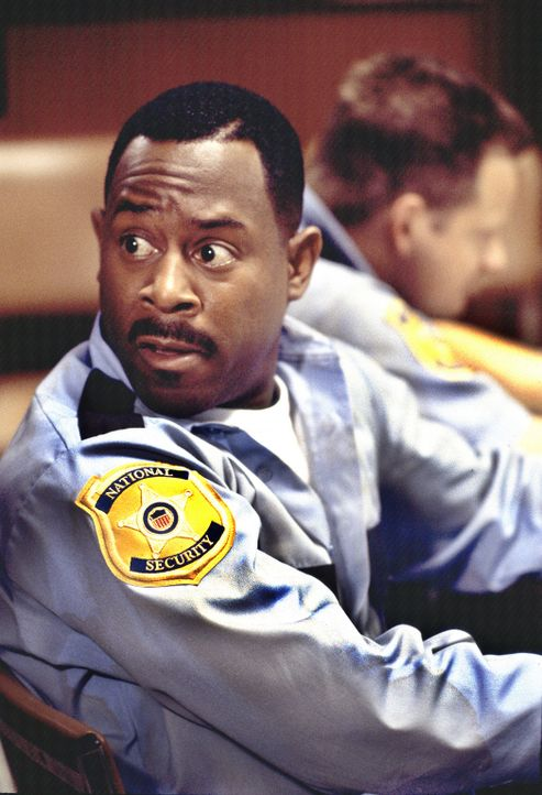 Sorgt permanent für Stress: Earl Montgomery (Martin Lawrence) ... - Bildquelle: 2004 Sony Pictures Television International. All Rights Reserved.