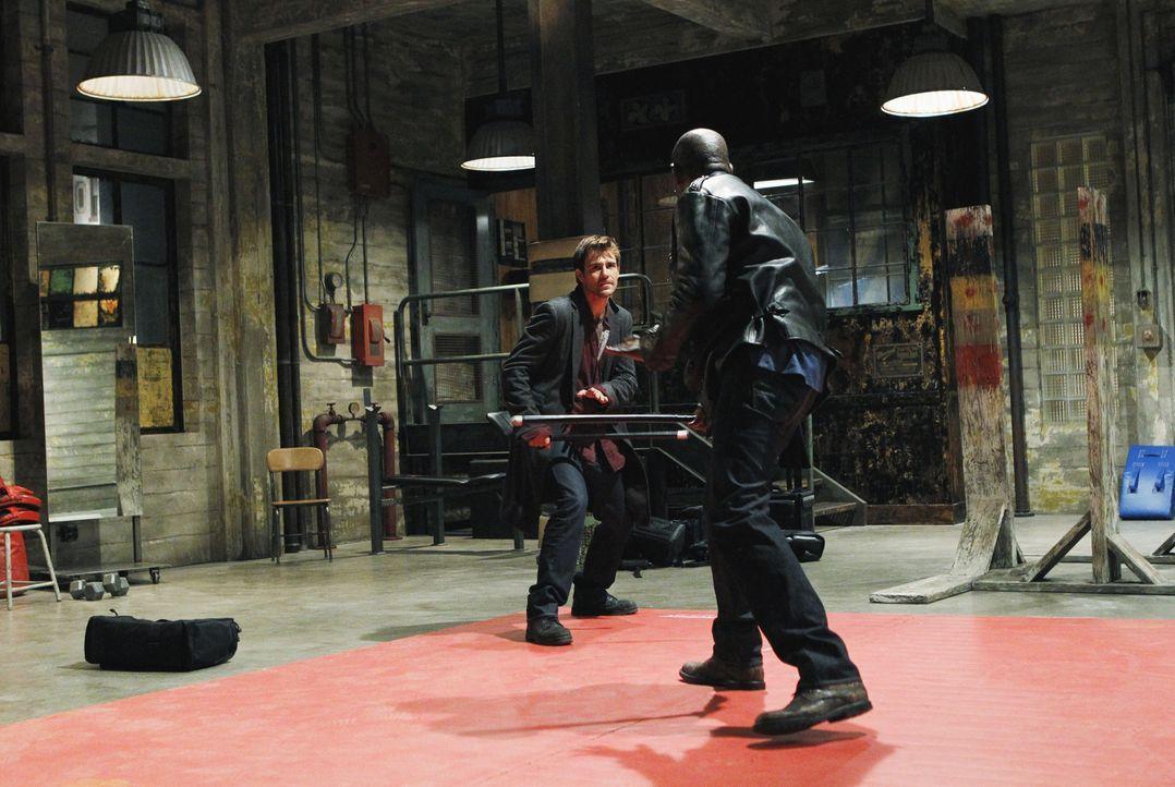 Was ist nur mit Sam (Forest Whitaker, r.) und Mick (Matt Ryan, l.) los? - Bildquelle: ABC Studios