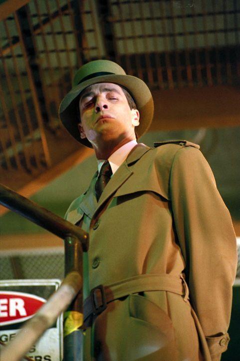 Seitdem die echten Verbrecher Riverton meiden, muss sich Inspector Gadget (French Stewart) mit lapidaren Fällen langweilen. Da bricht der Supergaun... - Bildquelle: Walt Disney Pictures