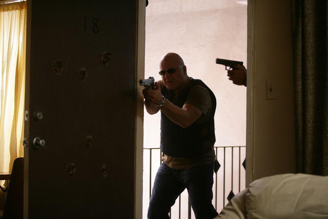 Wie lange kann Mackey (Michael Chiklis) seine Lebenslüge noch aufrechterhalten? - Bildquelle: 2007 Twentieth Century Fox Film Corporation. All Rights Reserved.