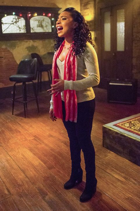 Hat eine ganz besondere Aufgabe zu erledigen: Sonja (Shalita Grant) ... - Bildquelle: Skip Bolen 2015 CBS Broadcasting, Inc. All Rights Reserved