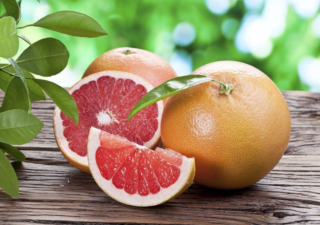 Grapefruit - Bildquelle: volff - Fotolia