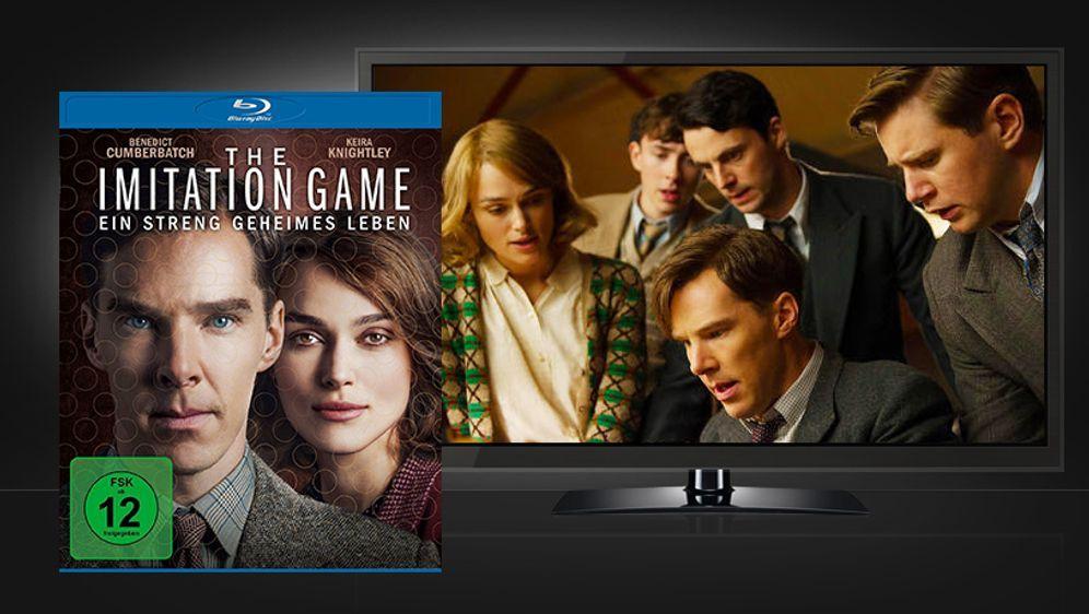 The Imitation Game - Ein streng geheimes Leben (Blu-ray Disc)