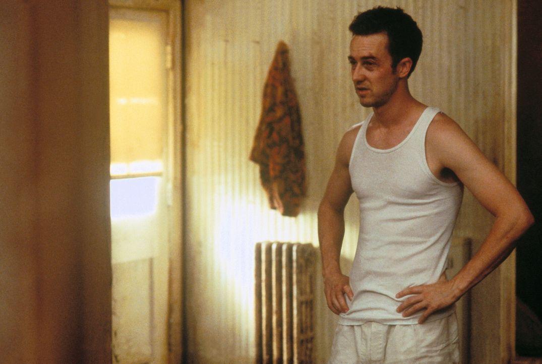 """Der """"Fight Club"""" eröffnet Jack (Edward Norton) ungeahnte Möglichkeiten: Er kann so sein, wie er schon immer sein wollte ... - Bildquelle: 20th Century Fox"""