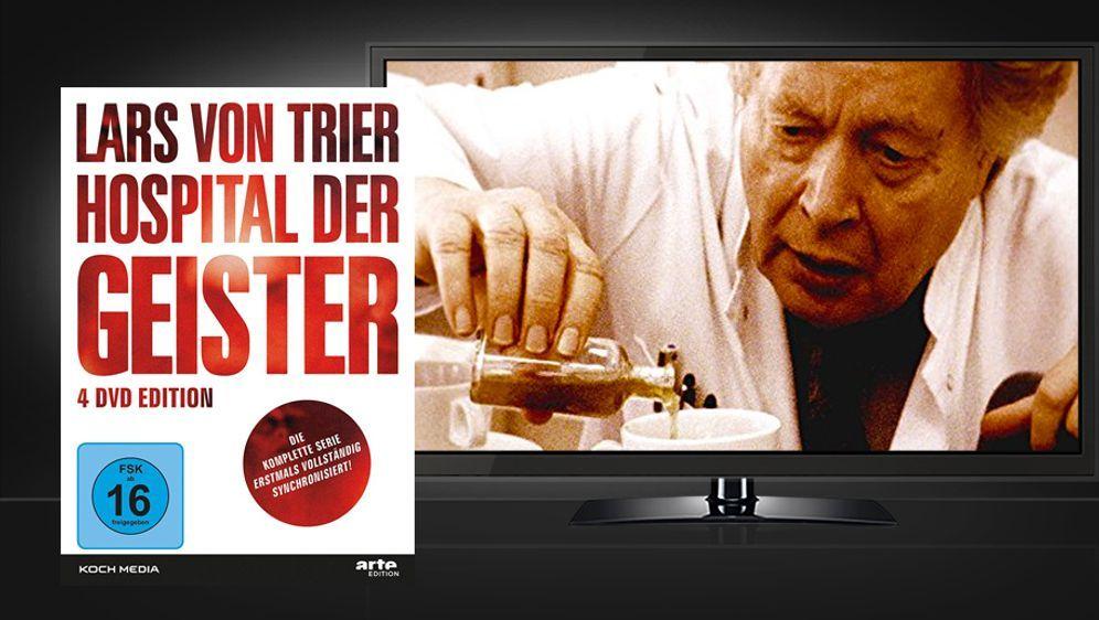 Lars von Trier - Hospital der Geister (DVD)