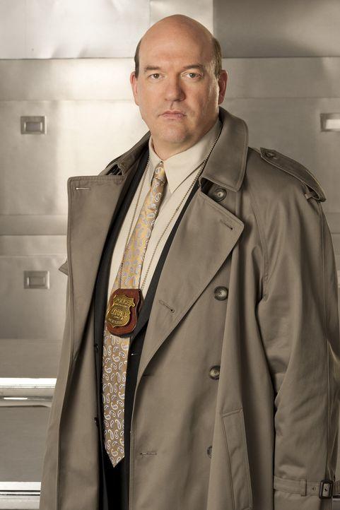 (1. Staffel) - Det. Bud Morris (John Carroll Lynch) ist bei der Mordkommission in Philadelphia. Er hat immer wieder mit Dr. Megan Hunt zu tun und ge... - Bildquelle: 2010 American Broadcasting Companies, Inc. All rights reserved.