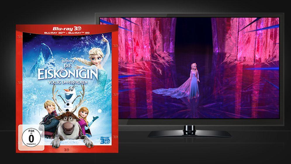 Die Eiskönigin - Völlig unverfroren (Blu-ray Disc) - Bildquelle: Walt Disney Studios