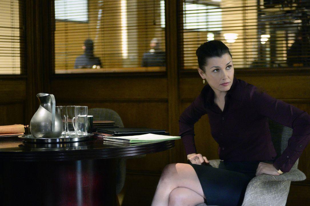 Nach einem Einbruch in ihre Wohnung, ist Erin (Bridget Moynahan) äußerst verängstigt. Dioch wer will der Anwältin Angst einjagen? - Bildquelle: John Paul Filo 2014 CBS Broadcasting Inc. All Rights Reserved.