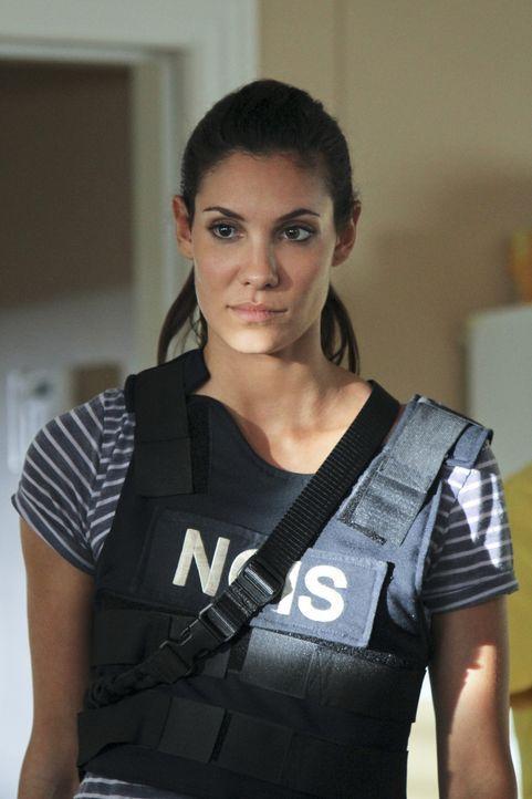 Immer im Einsatz, um die nationale Sicherheit zu wahren: Kensi (Daniela Ruah) ... - Bildquelle: CBS Studios Inc. All Rights Reserved.