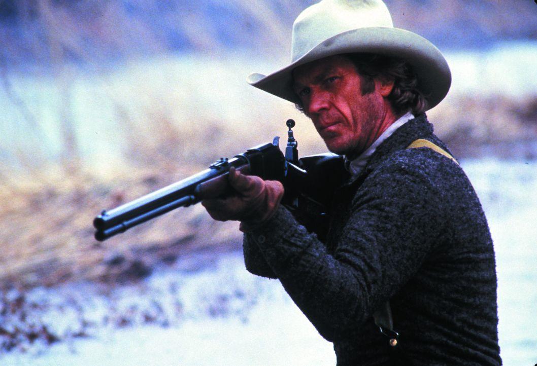 Eines Tages wird der wegen seines Rufs als ausgezeichneter und gnadenloser Schütze Tom Horn (Steve McQueen) von dem reichen Rancher John Coble unte...