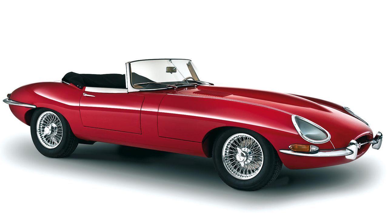 Jaguar E-Type - Bildquelle: Jaguar