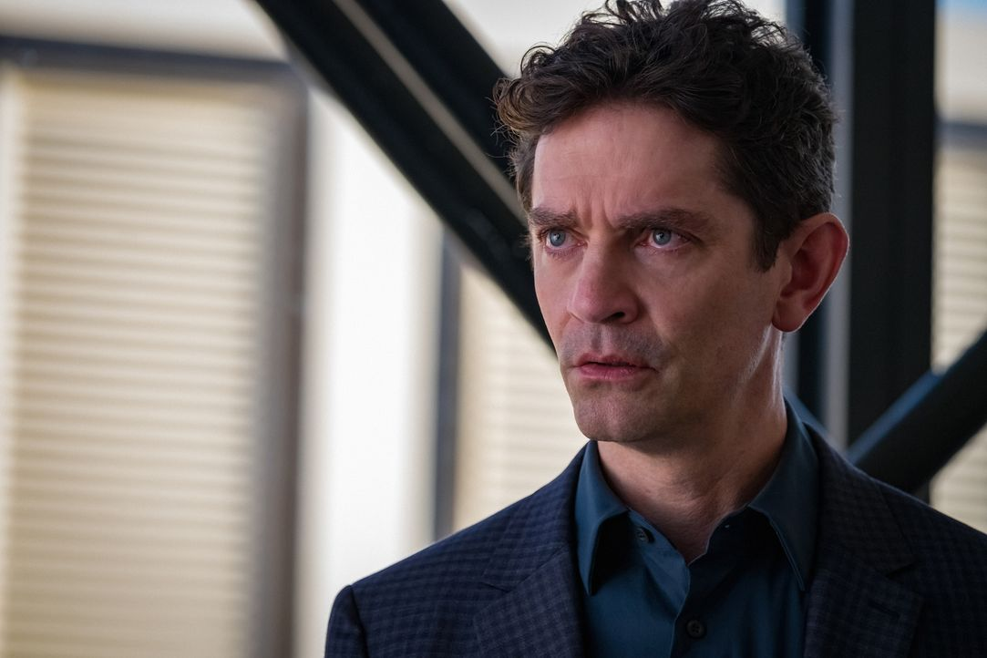 Odin Reichenbach (James Frain) - Bildquelle: Jeff Neumann 2018 CBS Broadcasting, Inc. All Rights Reserved. / Jeff Neumann