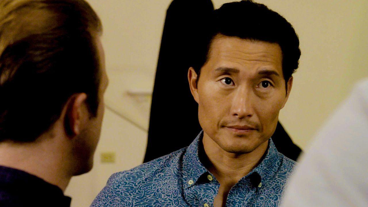 Müssen ein junges Mädchen finden, das entführt wurde: Danny (Scott Caan, l.) und Chin (Daniel Dae Kim, r.) ... - Bildquelle: 2014 CBS Broadcasting Inc. All Rights Reserved.