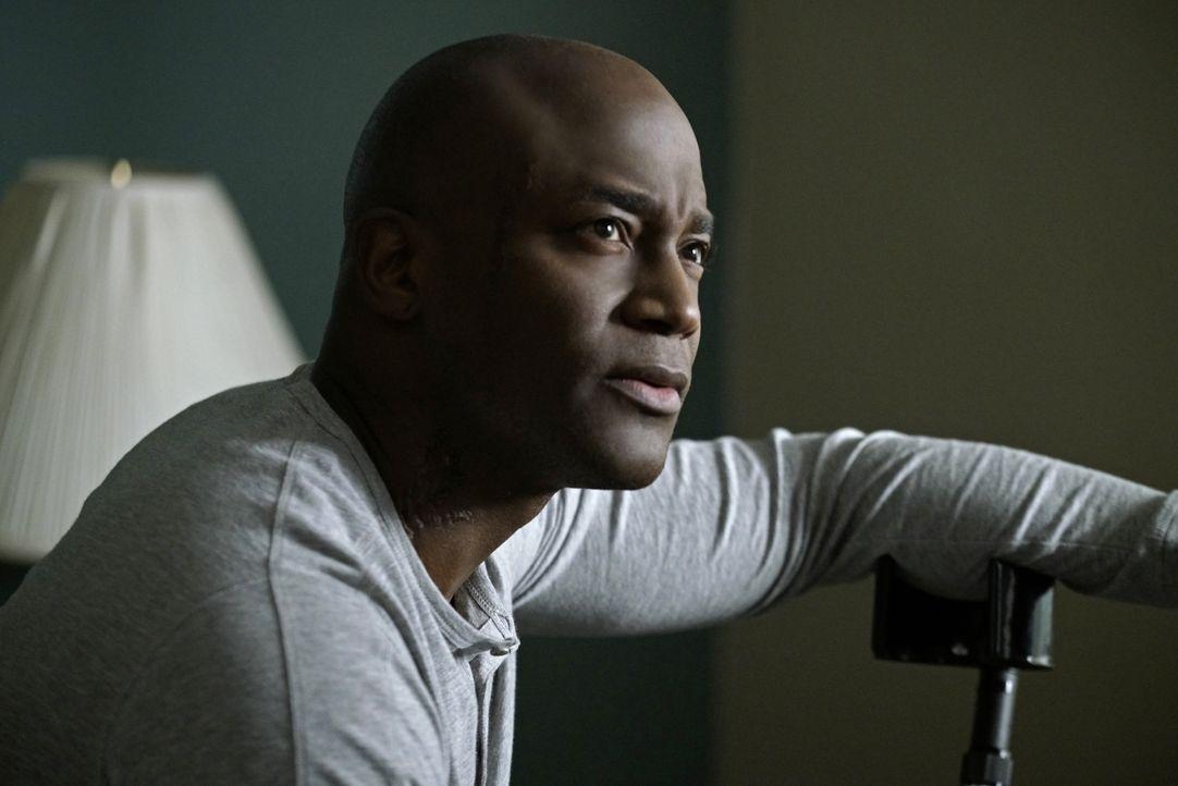 Um einen Fall lösen zu können, bittet Gibbs Aaron Davis (Taye Diggs) um Hilfe. Doch wird er sich wirklich, nach alldem was ihm zugestoßen ist, berei... - Bildquelle: Jace Downs 2016 CBS Broadcasting, Inc. All Rights Reserved / Jace Downs