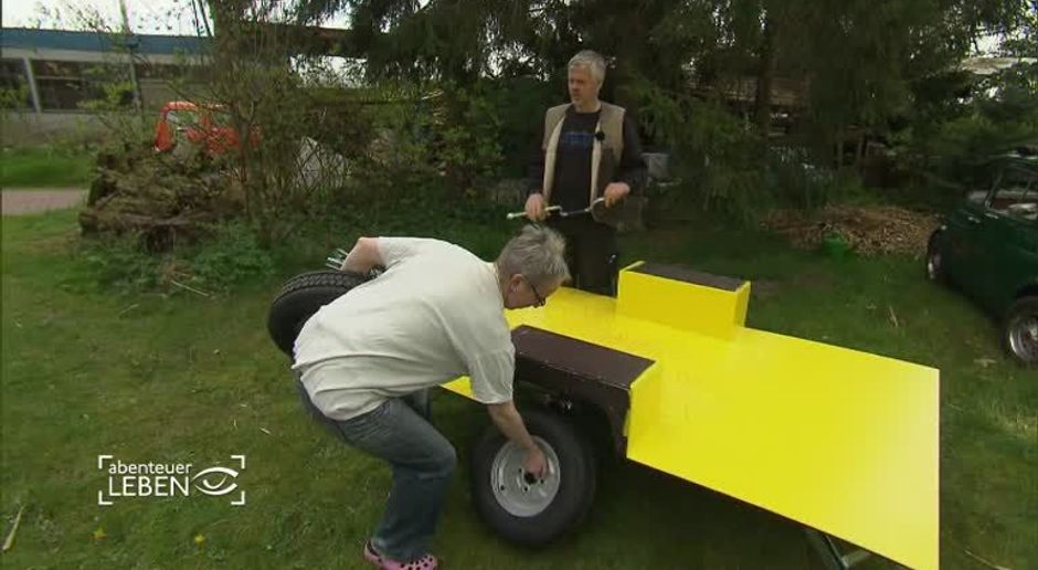 So Baut Man Einen Mini Wohnwagen