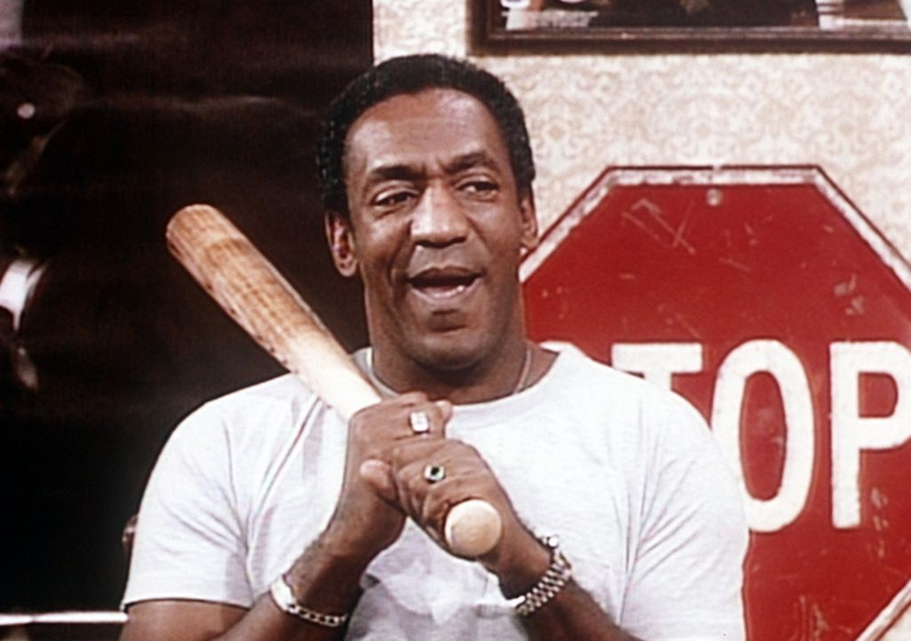 Cliff (Bill Cosby) versucht, seinem Sohn Theo verständlich zu machen, wie wenig es ihm gefällt, jedesmal nach Geld gefragt zu werden. - Bildquelle: Viacom