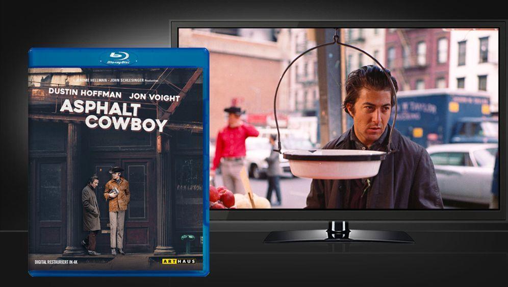 Asphalt Cowboy (Blu-ray Disc) - Bildquelle: Arthaus