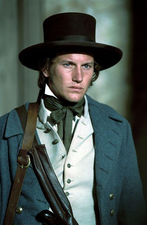 Gemeinsam mit Davy Crockett, James Bowie und Sam Houstons versucht William Travis (Patrick Wilson), sein Land vor den Mexikanern zu verteidigen ... - Bildquelle: Disney - ABC International Television