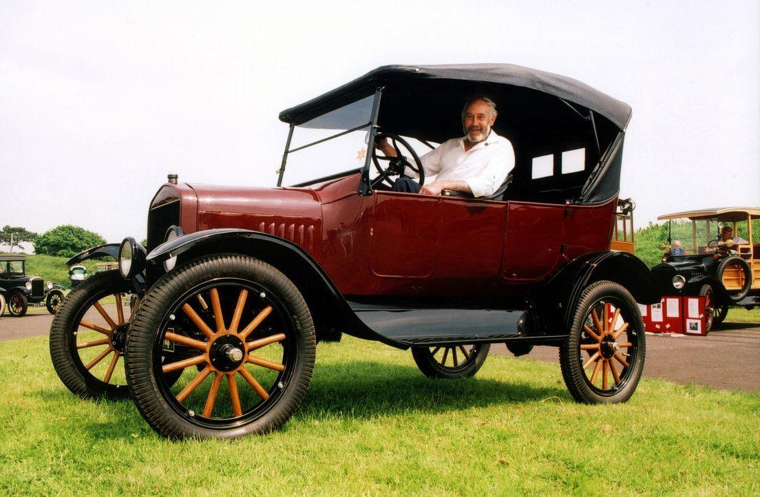 Modell T von Ford 7 - Bildquelle: dpa