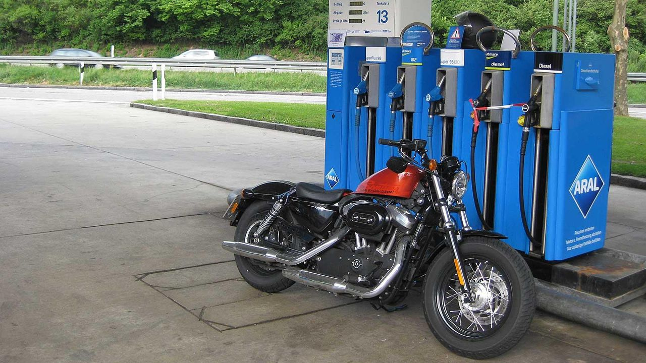 Tankstopp Nummer 19 - Bildquelle: Kabel eins