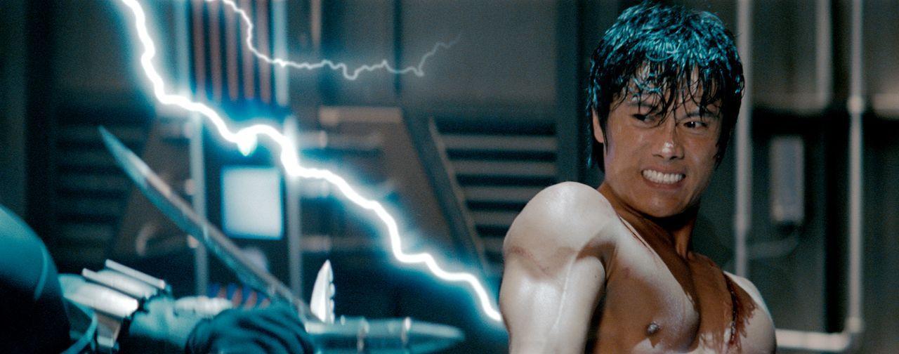 Kennt kein Pardon: Storm Shadow (Byung-hun Lee) ... - Bildquelle: 2009 Paramount Pictures Corporation. All Rights Reserved.