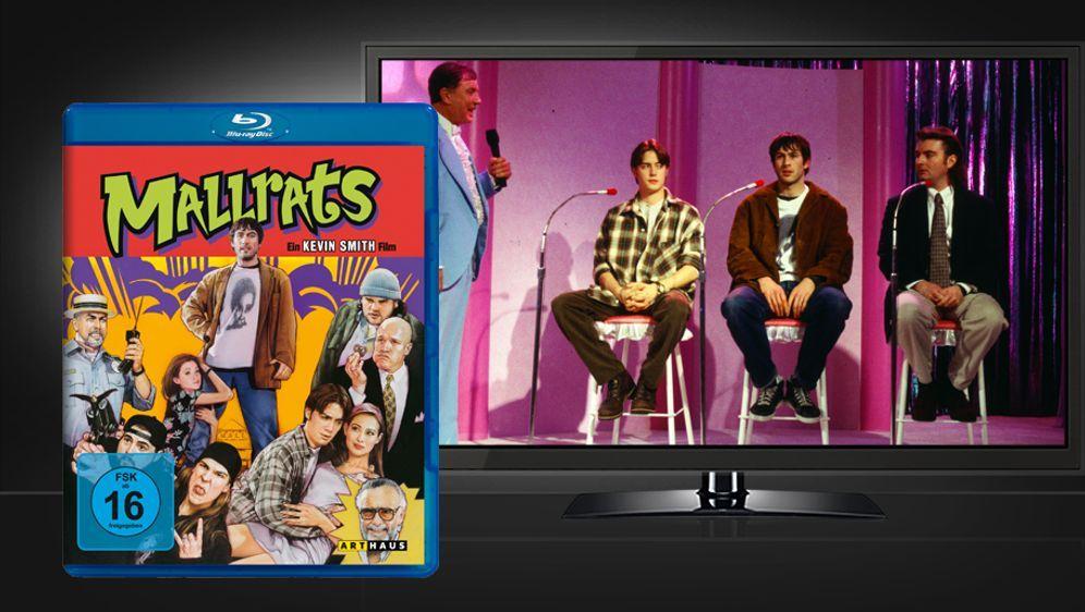Mallrats - Special Edition (Blu-ray Disc) - Bildquelle: Studiocanal