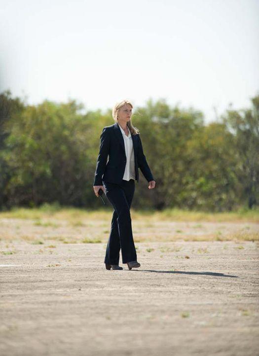 Muss improvisieren, um eine Mission zu retten: Carrie (Claire Danes) ... - Bildquelle: Homeland   2014 Twentieth Century Fox Film Corporation