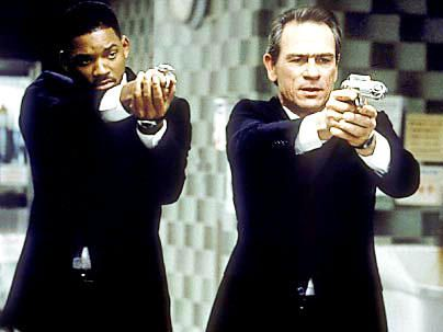 Platz 6: Men in Black - Bildquelle: Sony Pictures