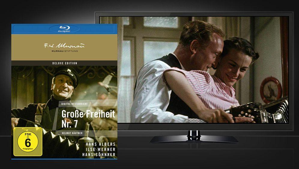 Große Freiheit Nummer 7 (Blu-ray Disc)
