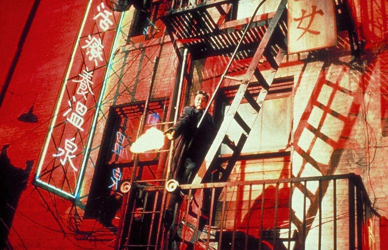 Mr. Terence Wei (Kenneth Tsang), Drogenkönig von L. A., liebt es pervers: Am liebsten lässt er die engsten Angehörigen seiner Feinde töten ... - Bildquelle: Columbia Tri-Star