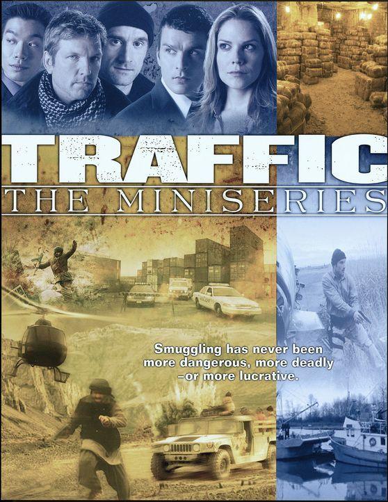 """Traffic"" - Plaktmotiv - Bildquelle: Universal Studios"