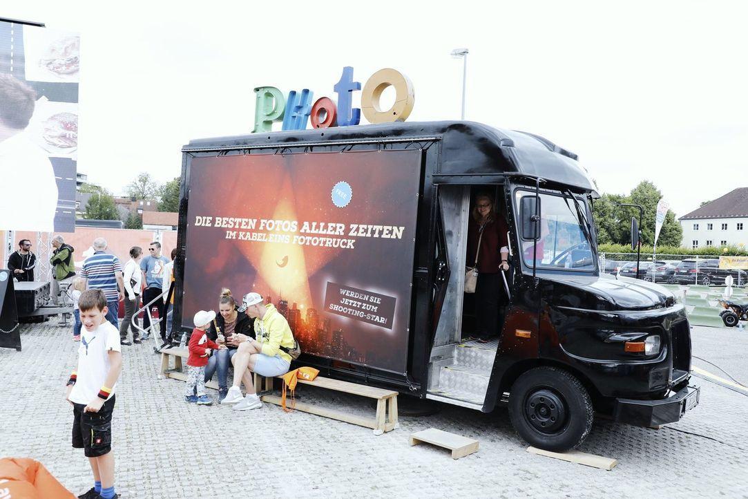 Die Welt der Food Trucks - Bildquelle: Benedikt Müller kabel eins / Benedikt Müller