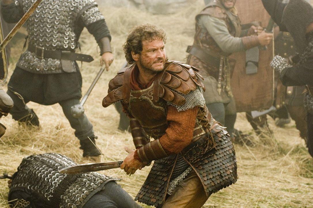 An dem Tag, als der 12-jährige Romulus Augustus zum neuen Kaiser gekrönt werden soll, fallen gotischen Truppen plündernd und mordend in Rom ein. Für... - Bildquelle: TOBIS Filmkunst GmbH & Co. Verleih KG