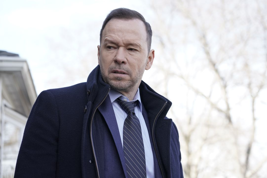 Danny Reagan (Donnie Wahlberg) - Bildquelle: Patrick Harbron 2018 CBS Broadcasting Inc. All Rights Reserved. / Patrick Harbron