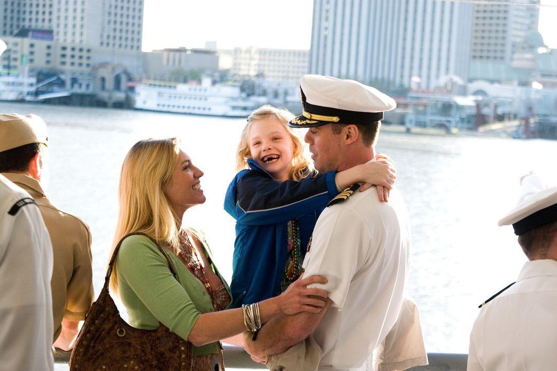 Eine Fähre voll mit Marinesoldaten wird während des Mardi Gras in New Orleans in die Luft gesprengt. Für Agent Doug Carlin wird schon bald deutlich,... - Bildquelle: Disney. All Rights reserved.