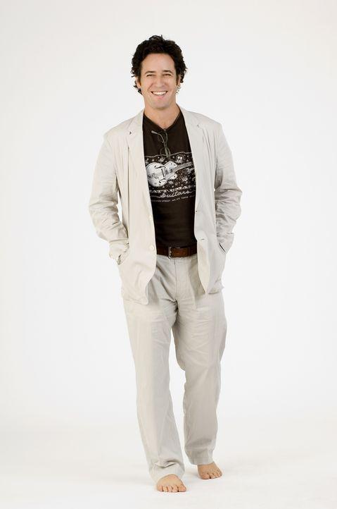 (6. Staffel) - FBI-Agent Don Eppes (Rob Morrow) engagiert in schwierigen Fällen seinen Bruder Charlie, einen genialen Mathematiker, als Berater ... - Bildquelle: Paramount Network Television