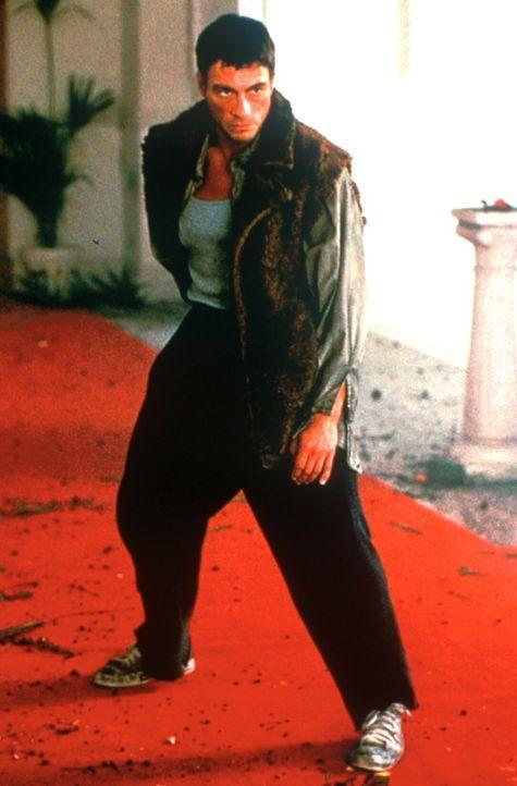 Auf den Anti-Terror-Spezialisten Jack Quinn (Jean-Claude van Damme) wartet eine gefährliche Mission ... - Bildquelle: Columbia TriStar