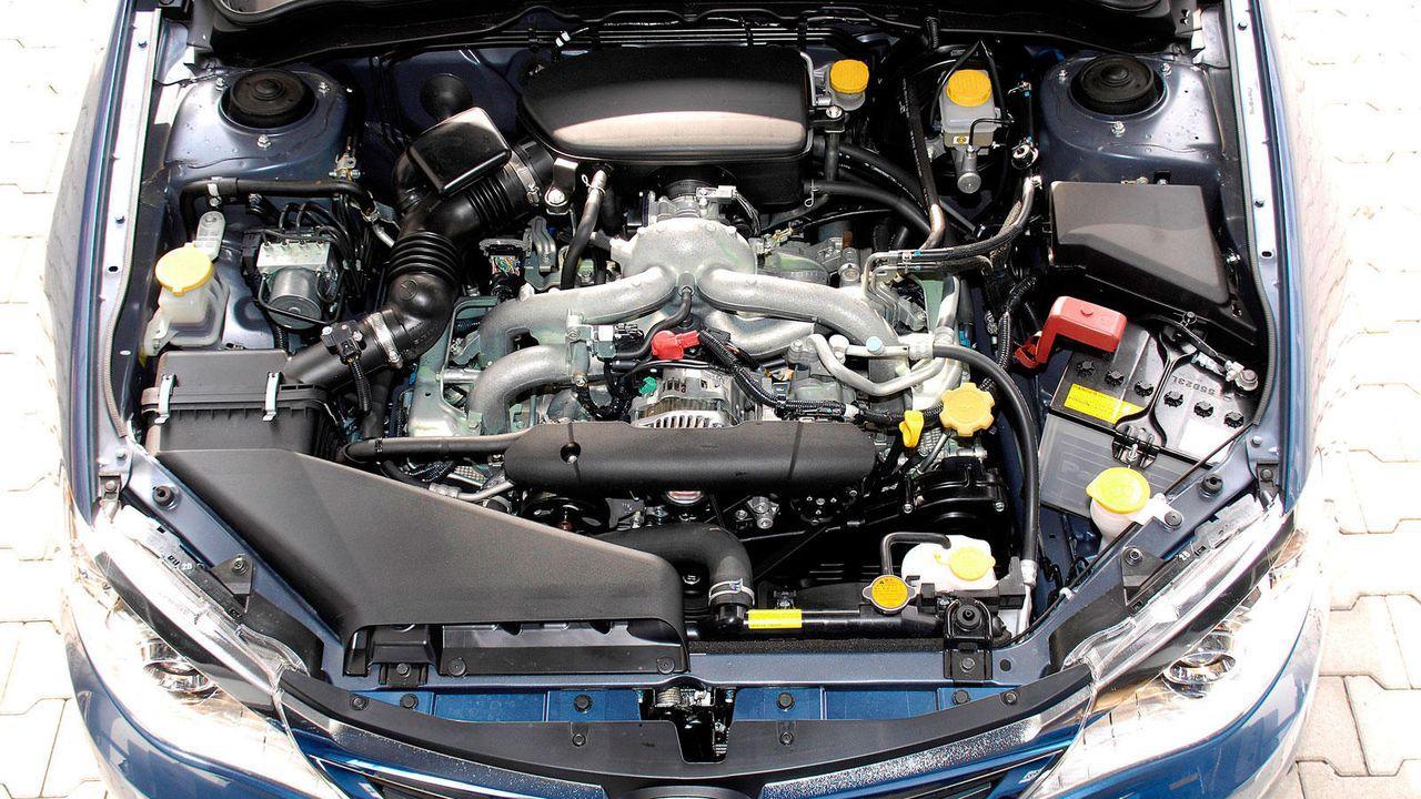 Subaru Impreza - Bildquelle: Subaru