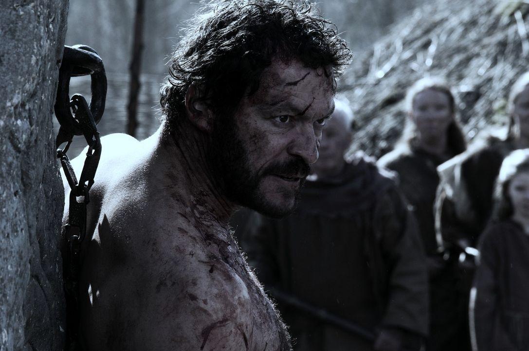 Für den in der Schlacht gefangengenommenen General Titus Flavius Virilius (Dominic West) beginnt eine schreckliche Leidenszeit in der Hand der Pikt...