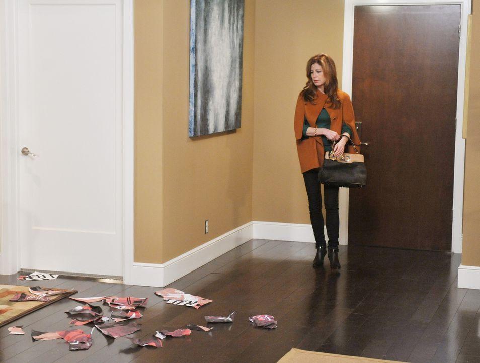 Megan (Dana Delany) erkennt sofort, dass sie es nicht mit einem Verbrechen, sondern mit einem bockigen Teenager zu tun hat ... - Bildquelle: 2012 American Broadcasting Companies, Inc. All rights reserved.
