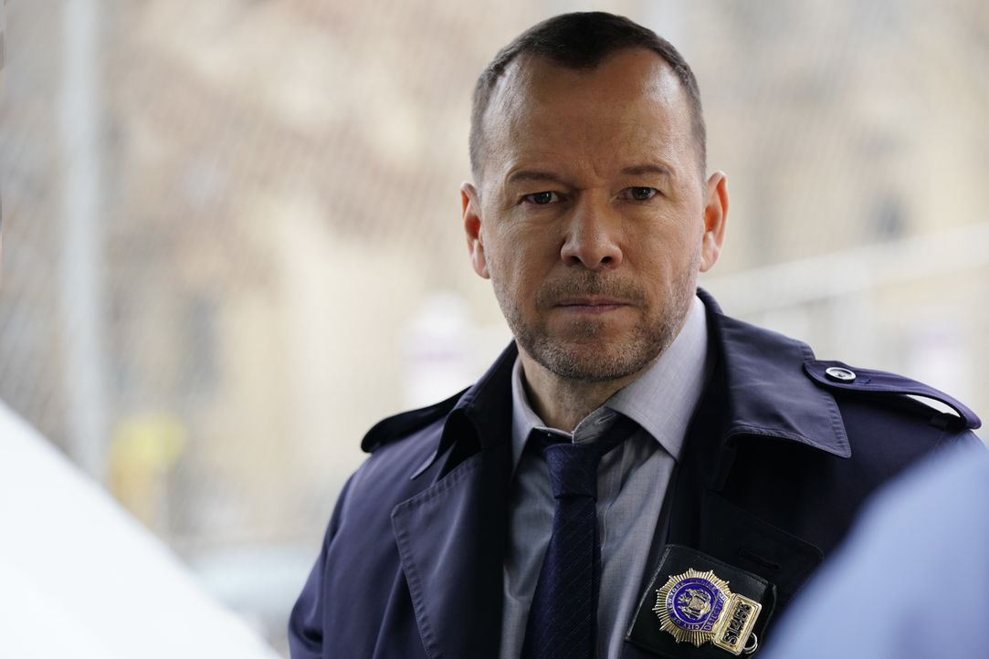 Danny Reagan (Donnie Wahlberg) - Bildquelle: John Paul Filo 2017 CBS Broadcasting Inc. All Rights Reserved.