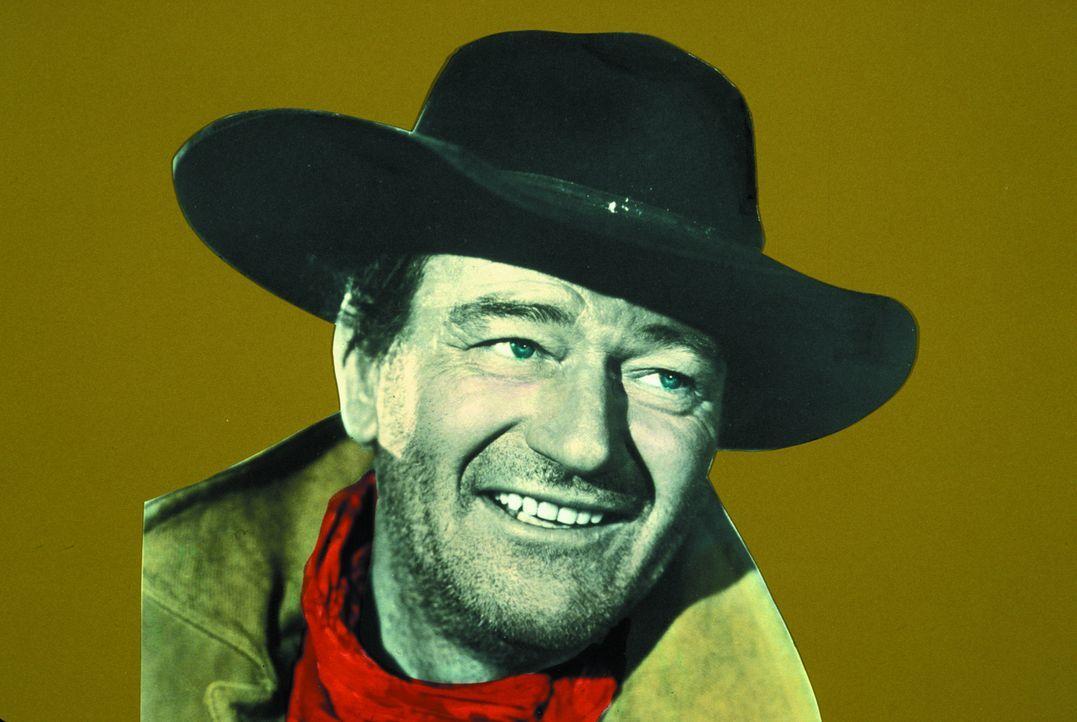 Komantschen haben Ethan Edwards' (John Wayne) heimlich geliebte Schwägerin und deren Jungen getötet - das lässt der Südstaaten-Offizier nicht au... - Bildquelle: Warner Bros.